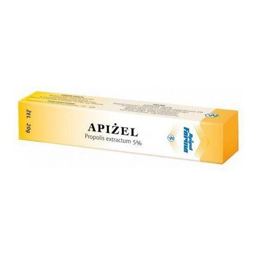 Apipol-farma Apiżel żel 5% 20ml