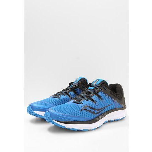 Saucony GUIDE ISO Obuwie do biegania Stabilność blue/black (0884401445000)