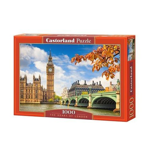 Puzzle 1000 Centrum Londynu CASTOR