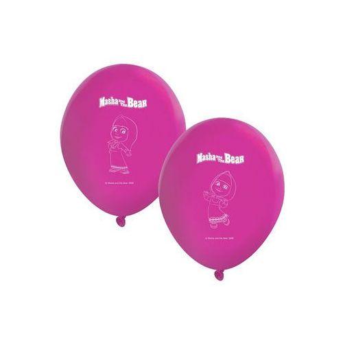 Procos Balony urodzinowe masza i niedźwiedź - 28 cm - 8 szt (5201184865675)