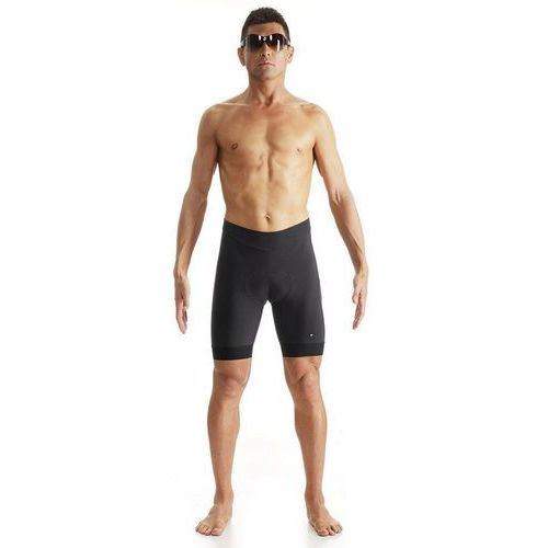 h.milleshorts_s7 spodnie rowerowe mężczyźni czarny xs 2018 spodnie szosowe marki Assos