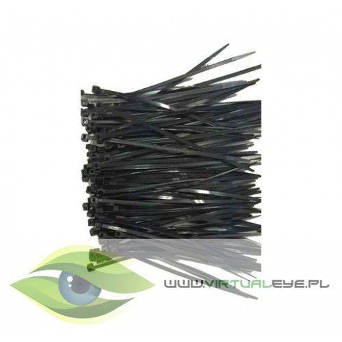 opaska zaciskowa nylon 25cm/3.6mm (100szt) czarna marki Gembird