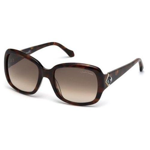 Roberto cavalli Okulary słoneczne rc 881s maia 52z