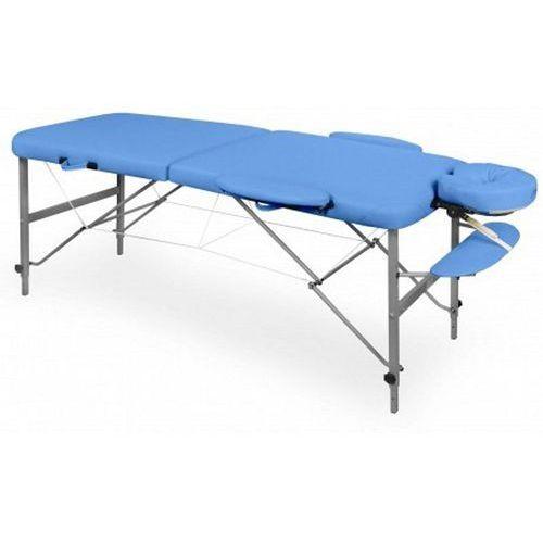 Składane łóżko do masażu, model: viva aluminium marki Juventas