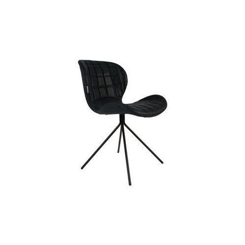 Zuiver krzesło omg ll czarne 1100257 (8718548024113)