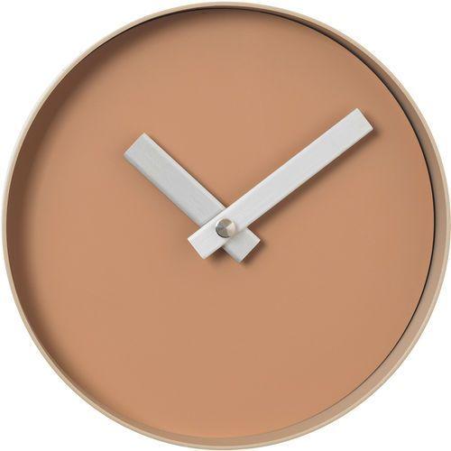 Zegar ścienny Indian Tan Nomad mały Blomus 20 cm (B65907)