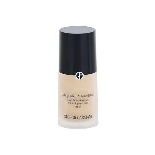 Armani Lasting Silk UV podkład o przedłużonej trwałości SPF 20 odcień 6,5 30 ml