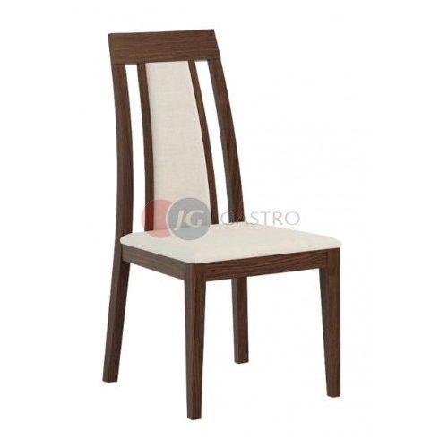 Krzesło bez podłokietnika emalia a-stellae marki Paged