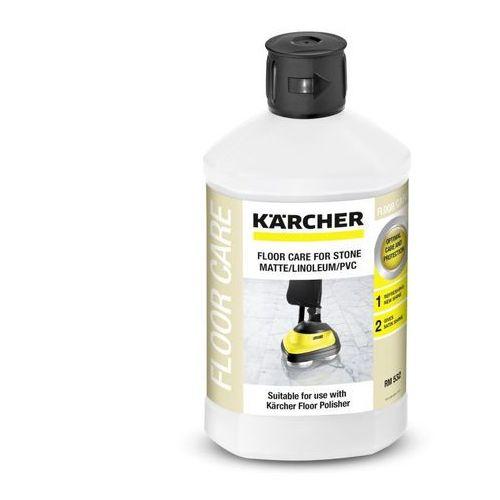 Karcher Rm 532 (1 litr) - środek do pielęgnacji posadzek matowych / linoleum / pcv ( 6.295-776.0)