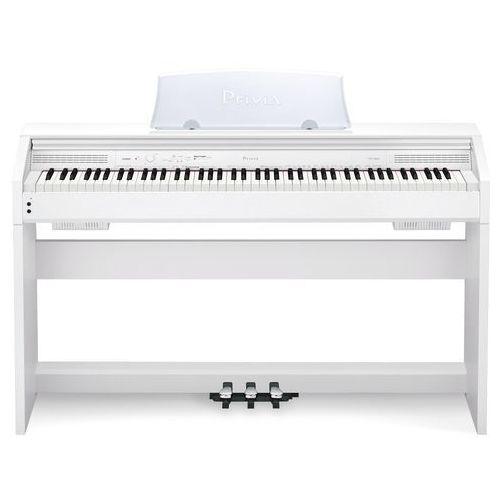 Casio PX 760 WE (fortepian, pianino)