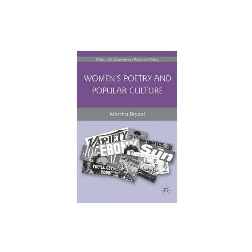 Women's Poetry and Popular Culture