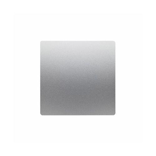 Kontakt simon Simon basic zaślepka ramki – mocowanie na zatrzask do ramki; stal inox *do modułów wewnętrznych w ramkach wielokrotnych bmp/21 wmuz-611xxx-j012 (5902787820657)