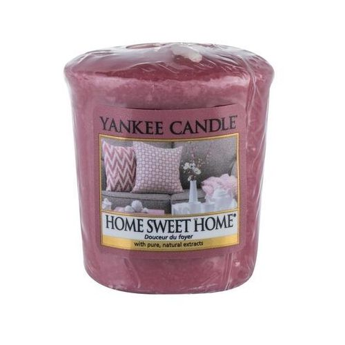 sampler votive home sweet home marki Yankee candle