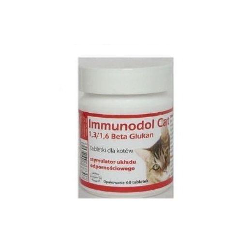 immunodol cat tabletki wzmacniające układ odpornościowy kotów marki Dolfos