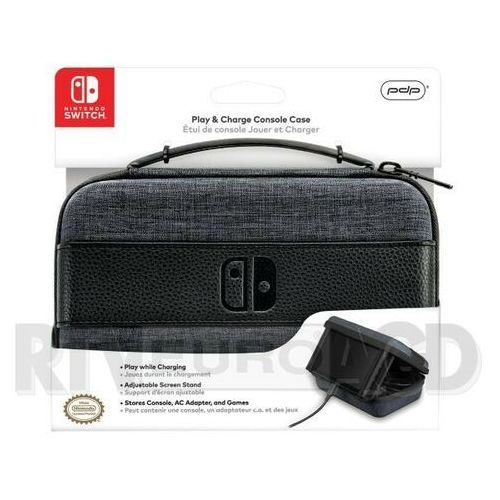 Etui play & charge elite edition do nintendo switch marki Pdp