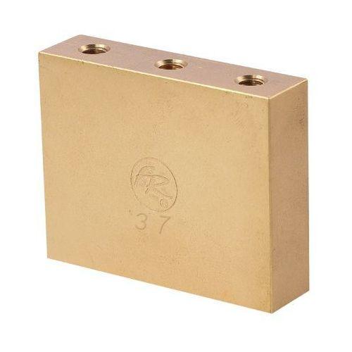 fat brass block 37 mm przeciwwaga do mostka marki Floyd rose