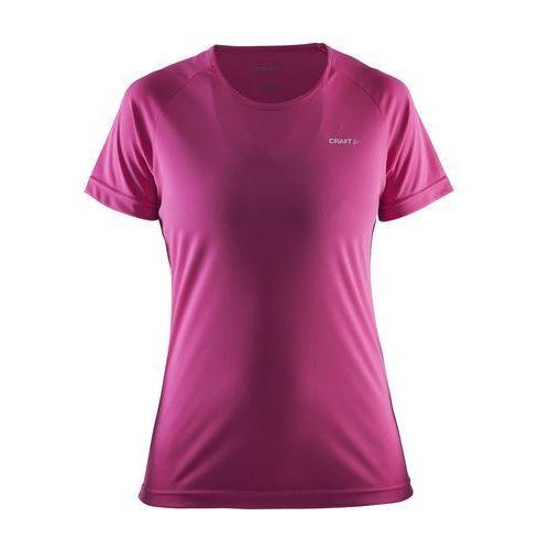 CRAFT Prime Tee - koszulka damska (różowy)