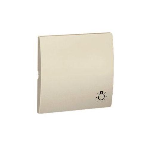 Kontakt Simon CLASSIC Klawisz do przycisku światło beż - MKS1/12 z kategorii Pozostała elektryka
