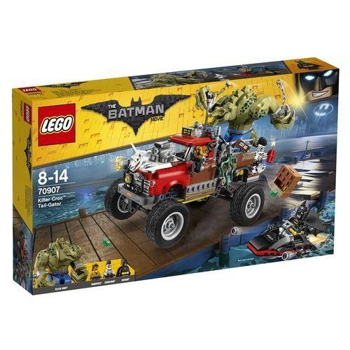 LEGO Batman the Movie, Pojazd Killer Croca, 70907 - BEZPŁATNY ODBIÓR: WROCŁAW!