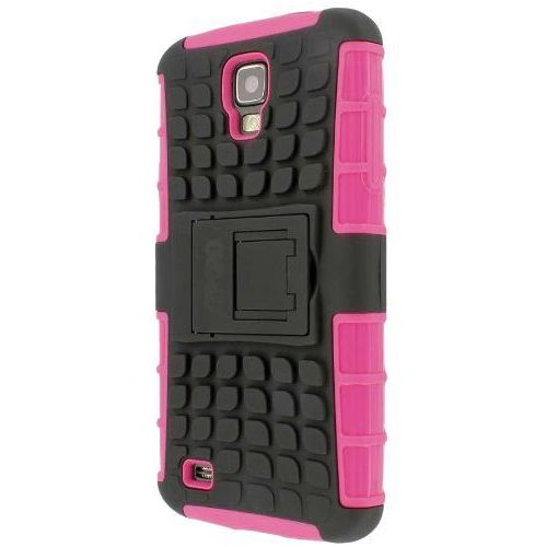 Empire Mpero impact sr series kickstand case etui futerał na telefon komórkowy for samsung galaxy s4 active – czarny/hot pink (0887615265174)