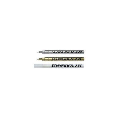 Marker olejowy SCHNEIDER MAX 271 czarny - X01118, NB-1055