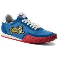 Sneakersy KENZO - F865SN122F54 Bleu France 74