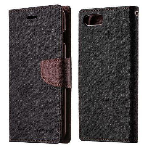 Mercury Etui goospery fancy kabura iphone 8 plus / 7 plus czarne (8806174348052)