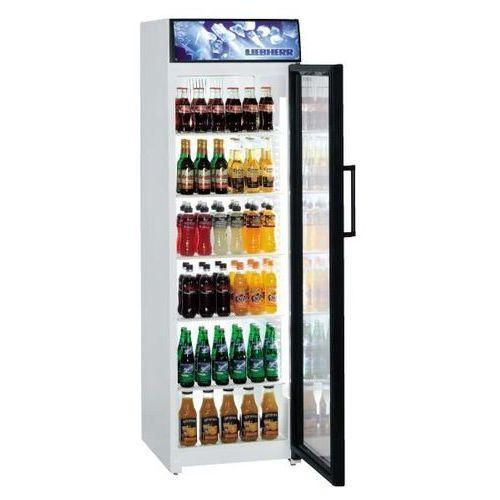 Chłodziarka do prezentacji produktów z chłodzeniem obiegowym   +2°c +12°c   364l   600x644x(h)1990mm marki Liebherr