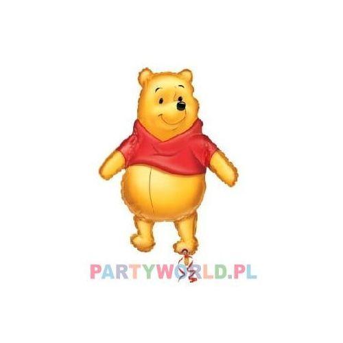 "Balon foliowy 24"" Kubuś Puchatek - Winnie the Pooh"