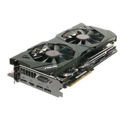 GeForce CUDA GTX980 STRIX 4GB DDR5 256BIT DVI/HDMI/3DP BOX - produkt z kategorii- Karty graficzne