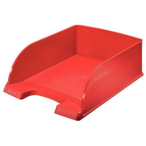 Leitz Półka na dokumenty jumbo plus czerwona