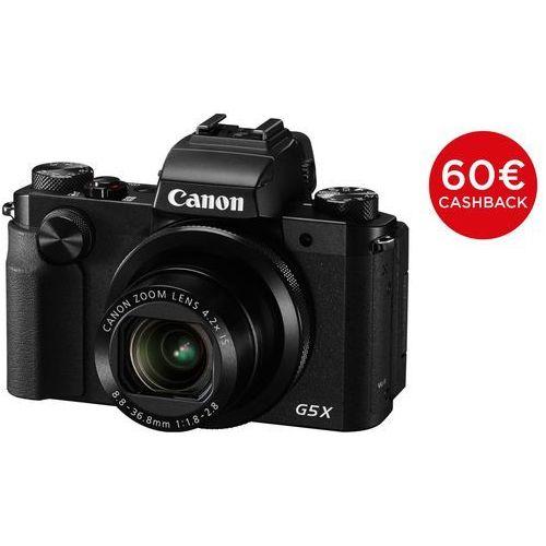 Canon PowerShot G5X. Najniższe ceny, najlepsze promocje w sklepach, opinie.