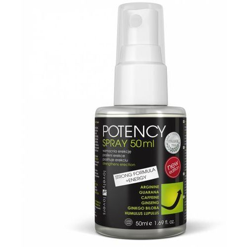 POTENCY Spray 50ml