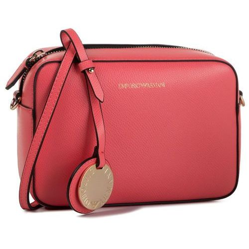Torebka EMPORIO ARMANI - Y3B092 YH15A 81200 Strawberry/Black