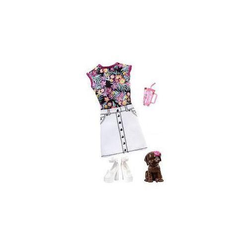 Barbie sukienka Barbie Delfiny z Magicznej Wyspy Mattel