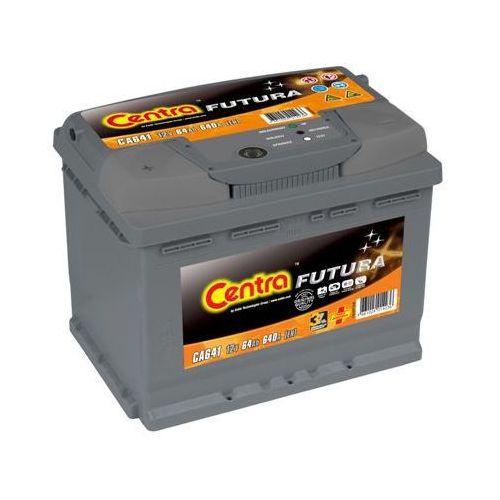 Akumulator Centra Futura 12V 64Ah 640A P+ (wymiary: 242 x 175 x 190) (CA640)