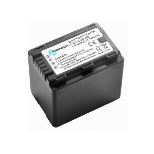 Akumulator VW-VBT380 do Panasonic HC-V160EP-K HC-V180 - produkt z kategorii- Akumulatory dedykowane