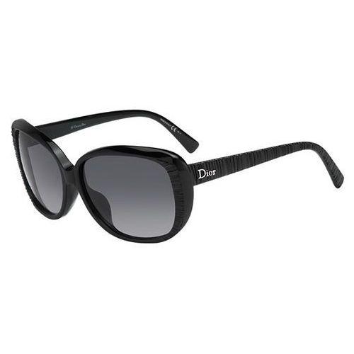 Okulary słoneczne taffetask 807/hd marki Dior