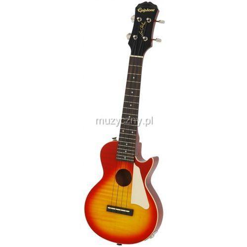 Epiphone LP Ukulele Outfit HS ukulele elektroakustyczne