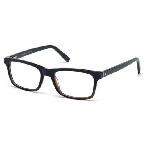 Okulary korekcyjne mb0541 020 marki Mont blanc