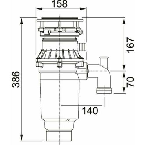 Franke turbo elite slimline te-75s (7612985790666)