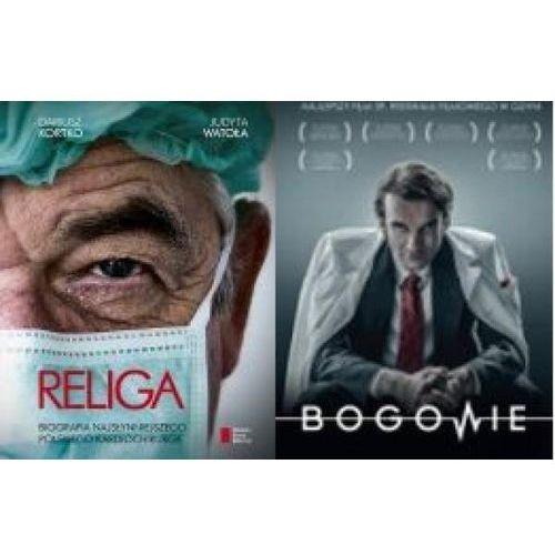 Agora Religa / bogowie (film dvd). pakiet