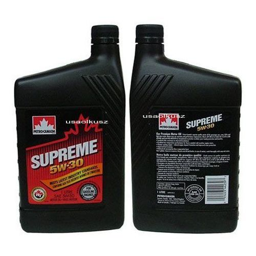 Olej silnikowy mineralny supreme 5w30 1l marki Petro-canada