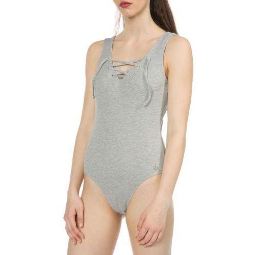 Pepe Jeans Rachel Body Szary S (8434341520460)