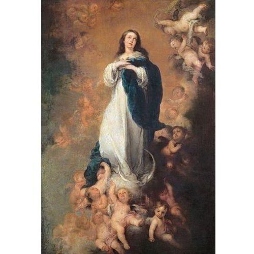 Reprodukcja the immaculate conception of soult ca. 1678 bartolomé estéban murillo wyprodukowany przez Deco-strefa – dekoracje w dobrym stylu