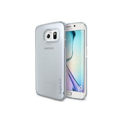 Rearth Ringke Slim Frost Samsung S6 Edge - Grey, kolor szary