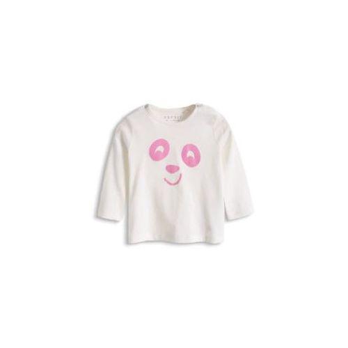 newborn girls bluzka z długim rękawem off white 2 marki Esprit