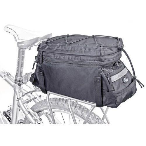 15-000057 Torba na bagażnik AUTHOR A-N472, 11l czarna (8590816003170)