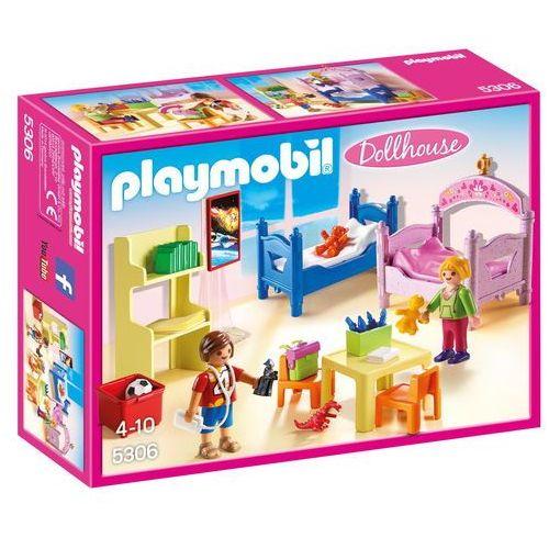 Playmobil DOLLHOUSE Kolorowy pokój dziecięcy 5306