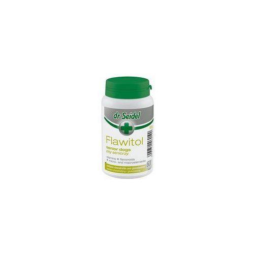 Dermapharm dr seidel flawitol preparat witaminowy dla psów seniorów 60 tabl.